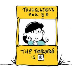 Translations for 5 ¢. The translator is in   Photo: MonkeysvsRobots @ Localisation and testing with Curri. http://localiseme.blogspot.pt/2012/01/review-of-2011.html