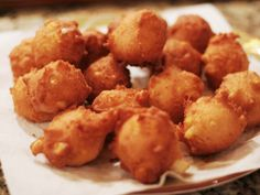 Here's the recipe, they turned out great! Easy Corn Fritters Tasty Kitchen: A Happy Recipe Community! Corn Fritter Recipes, Corn Recipes, Veggie Recipes, Appetizer Recipes, Cooking Recipes, Appetizers, Yummy Recipes, Dinner Recipes, Crack Crackers