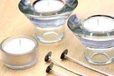 How to Make Homemade Candle Wicks