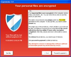 How To Recover A CryptoLocker Infected Hard Drive #windows