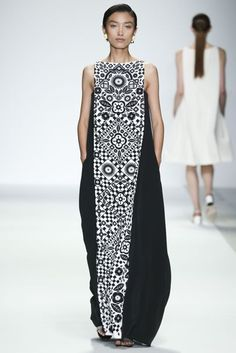 Holly Fulton Spring/Summer 2015 Ready-To-Wear Collection | British Vogue