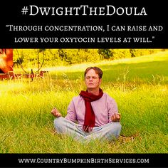 dwight the doula, abilene, doula, country bumpkin birth services, funny, dwight schrute, birth class, birth boot camp