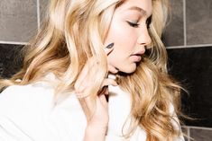 Model Gigi Hadid on the her go-to McDonald's order, drugstore hair products, and what to drink if you want to stay up past bedtime