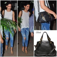 Yay or Nay : Deepika Padukone dresses down in distressed denims