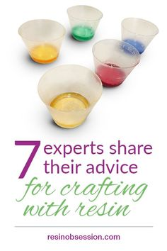 Seven experts share their advice for crafting with resin - Resin Obsession - Supplies for resin and resin jewelry making - 7 experts share their advice for crafting with resin - Arts And Crafts For Adults, Arts And Crafts House, Easy Arts And Crafts, Diy Resin Art, Diy Resin Crafts, Stick Crafts, Resin Glue, Gift Crafts, Wood Crafts