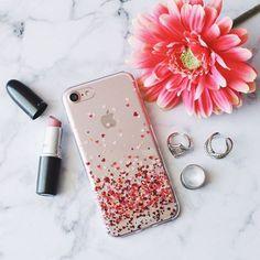❤️ Relacionamento sério entre Corações Flutuantes e iPhone 7. Quem shippa?  [DISPONÍVEL PARA TODOS OS IPHONES, GALAXY E MOTO G]  #gocasebr #instagood #iphonecase #phonecase #iphone7 #iphone7s #iphone7case #inlove #amogocase