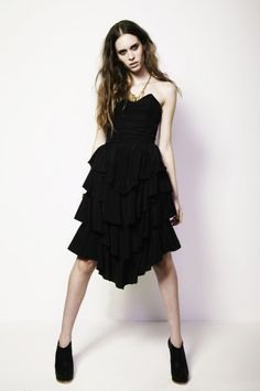Layered Dress from Prey Of London
