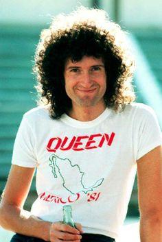 Brian May - Beautiful Smile <3