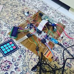 Something we loved from Instagram! Fingerprint #arduino #raspberrypi #rtcds1307 #openerp #odoo #jakclabs #jakarta #i2c #keypad #lcd16x2 by wahhid Check us out http://bit.ly/1KyLetq