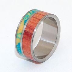 Every Reason - Titanium Wedding Ring