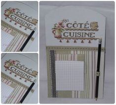 DFEA57 VERONIQUE ENGINGER cote cuisine Cross Stitch Kitchen, Cartonnage, Projects, Embroidery