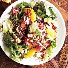 Winter Citrus, Escarole, and Endive Salad | CookingLight.com