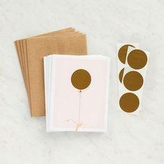 Balloon Scratch-Off Cards