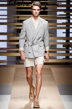 Salvatore Ferragamo Spring-Summer 2015 Men's Collection