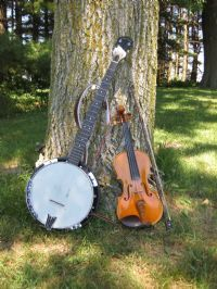 Gotta have some good *live* country fiddle and banjo playing at my wedding!