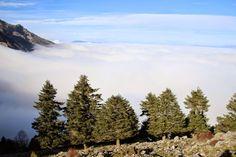 Küpe Dağı'ndan Büyüleyici Kareler