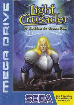 Light Crusader #Megadrive #SEGA