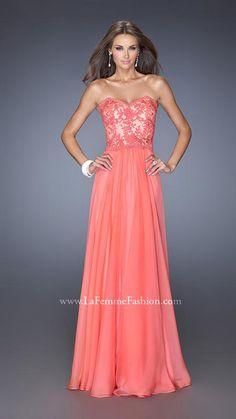 La Femme 19605 | La Femme Fashion 2014 - La Femme Prom Dresses - Dancing with…