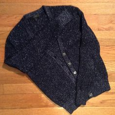 J.Crew - Blue, Sparkles - Button Up Cardigan - XS Item is New Without Tags. Cute long sleeve cardigan from J. Crew. Blue with a gorgeous sparkle. Size XS. J. Crew Sweaters Cardigans