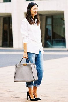 9 Style Tips for When You're on a Shoestring Budget via @WhoWhatWear