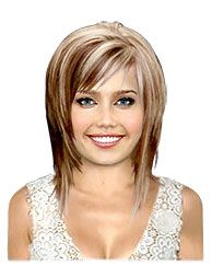 Fabulous Razor Haircut Razor Cuts And Heavy Blonde Highlights On Pinterest Hairstyle Inspiration Daily Dogsangcom