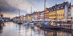 Copenhagen - on a Valentines Day