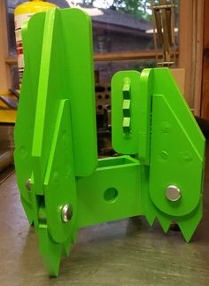 Hardrock • jeepyeah:   Here's The Alien Base!  This new...