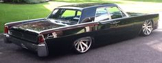 1962 Lincoln  Continental 4Dr