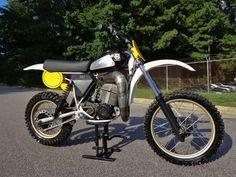 1980 Husqvarna 390CR