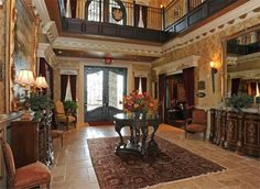 Daily Dream Home: Your Private Castle Hotel in Versailles… Kentucky ~ Luxury Ideas
