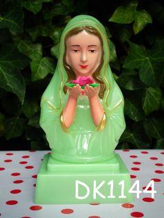 Kitsch Maria lampje, smullen!!