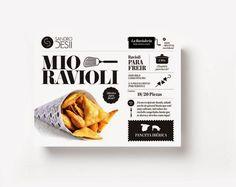 Sandro Desii Fresh pasta packaging design by Lo Siento Studio Barcelona Packaging Dielines, Food Packaging Design, Packaging Design Inspiration, Brand Packaging, Pasta Shop, Pasta Bar, Fruit Gin, Fresh Pasta, Food Design
