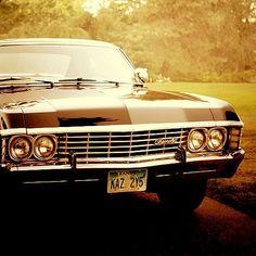 67' Chevy Impala  Supernatural