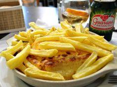 Comidas de Portugal - Francesinha