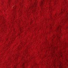 C-1 Needle Felting Wool - Brick Red - New England Felting Supply ...