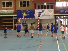 Voetballen, Alexanderspelen 2012, Rotterdam,The Netherlands