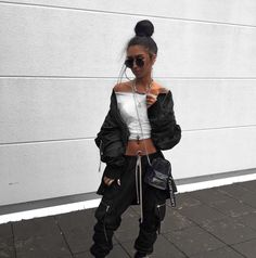 Likes, 106 Comments - Kim Duong Hip Hop Outfits, Sporty Outfits, Trendy Outfits, Girl Outfits, Cute Outfits, Fashion Outfits, Tomboy Fashion, Dope Fashion, Streetwear Fashion