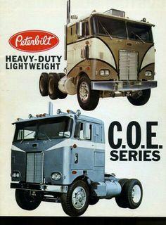 Peterbilt 359, Peterbilt Trucks, Heavy Duty Trucks, Heavy Truck, Antique Trucks, Vintage Trucks, Antique Cars, Station Wagon, Oldschool