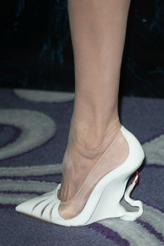 Angelina Jolie's Maleficent Shoes