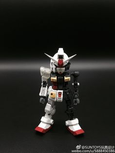 Suntoys: SD MG RX-78-2 Gundam  Release Date: TBA 2017  Price: TBA     SD kit with MG detailing and inner frame.   ***THIS IS A THIRD PARTY K...