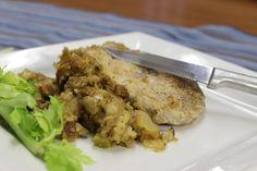 Rada Cutlery: Best Pork Chop Recipe | Oven Pork Chop with Stuffing Video