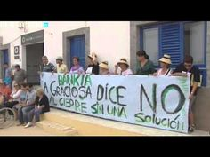 Cierre Agencia bancaria Isla Graciosa