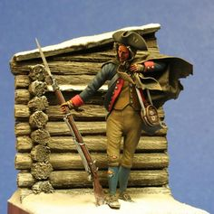 Valley Forge scale model.- TimeLines