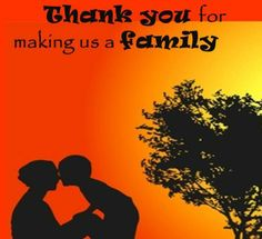 A loving family is a lifetime blessing. www.giftfamiliyservices.com