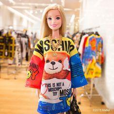 ¡Barbie Moshino
