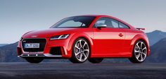 2017 Audi TT RS: Five Cylinders Of Fury And 400 Horsepower