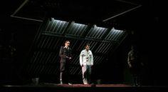"""stage design for """"der boxer"""" by julie weideli Der Boxer, Stage Design, Athlete, Concert, Set Design, Concerts, Design Set, Scenic Design"""