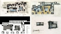 peter zumthor thermal baths | zumthor baths plans