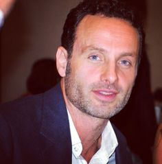 Been a TV critic, meeting and interviewing people like Andrew Lincoln