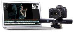 RGBD Toolkit - Kinect+DSLR Filmmaking